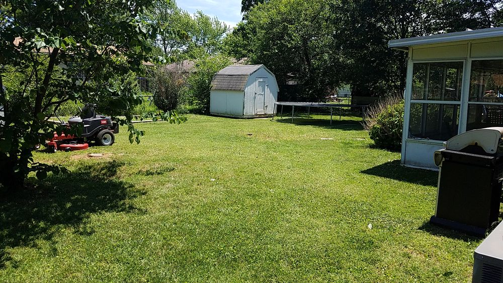 Here to Help Lawn Mowing: 849 S Nettleton Ave, Springfield, MO