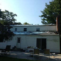 Photo Of Universal Roofing Chimney Shirley Ny United States Doing New