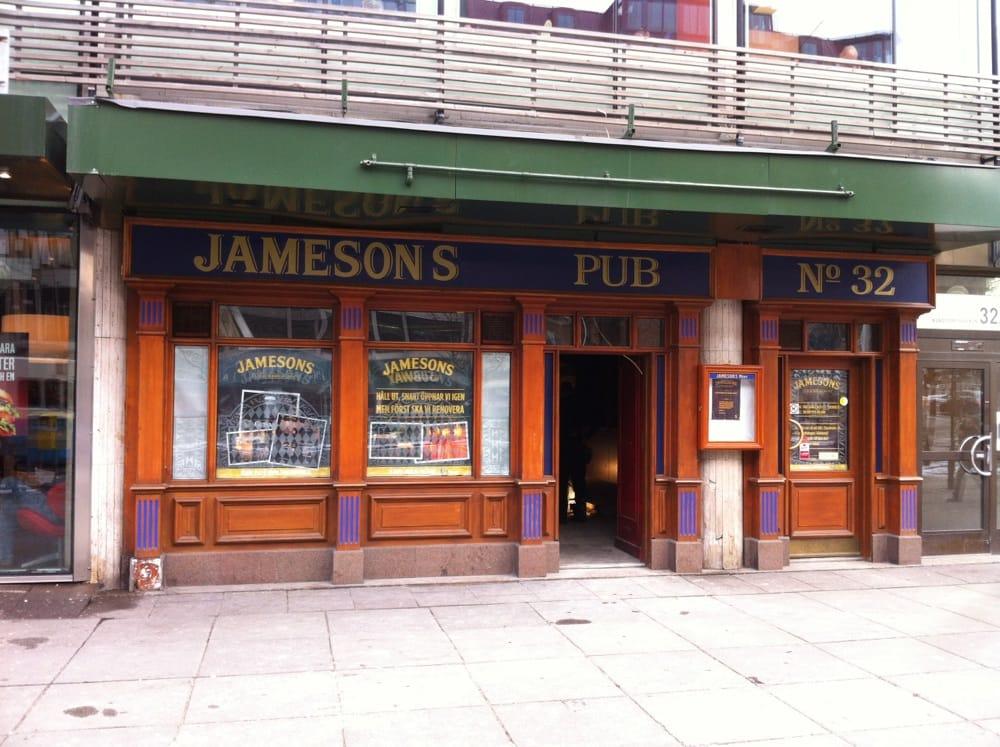Jamesons Pub