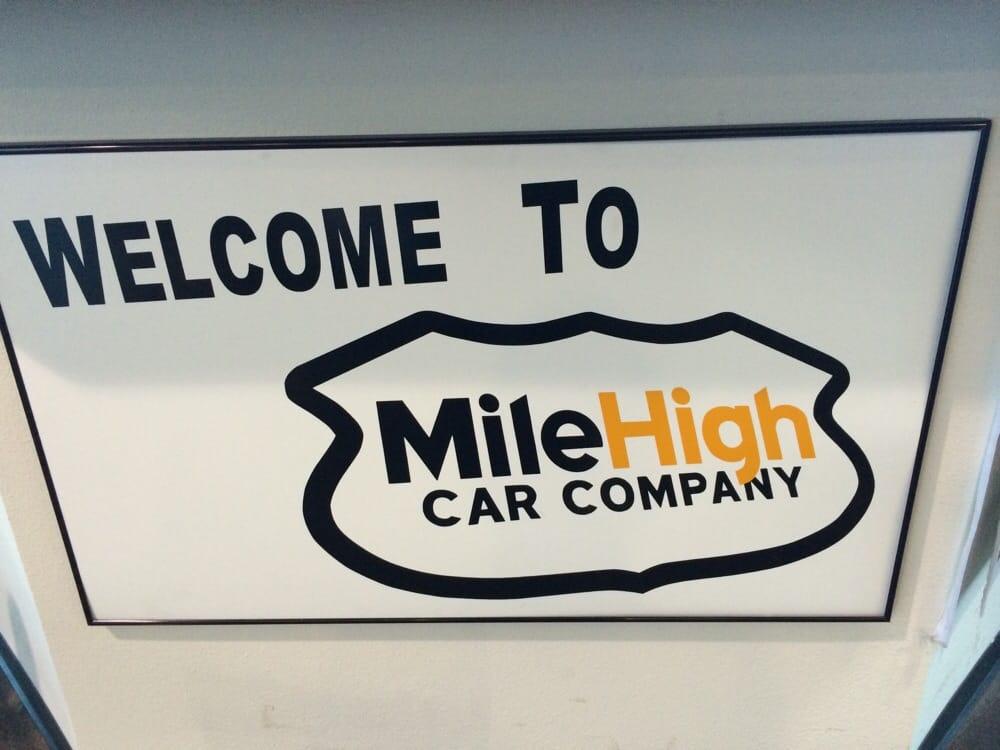 Mile High Car Company