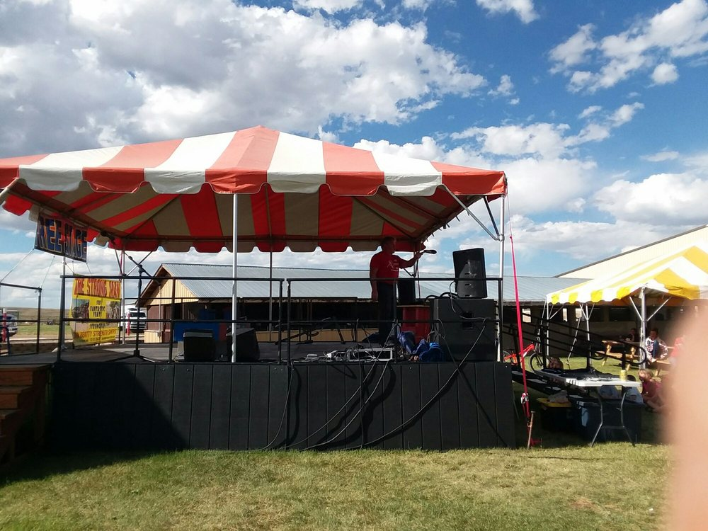 Sublette Co Fairgrounds: 10937 Highway 189, Big Piney, WY