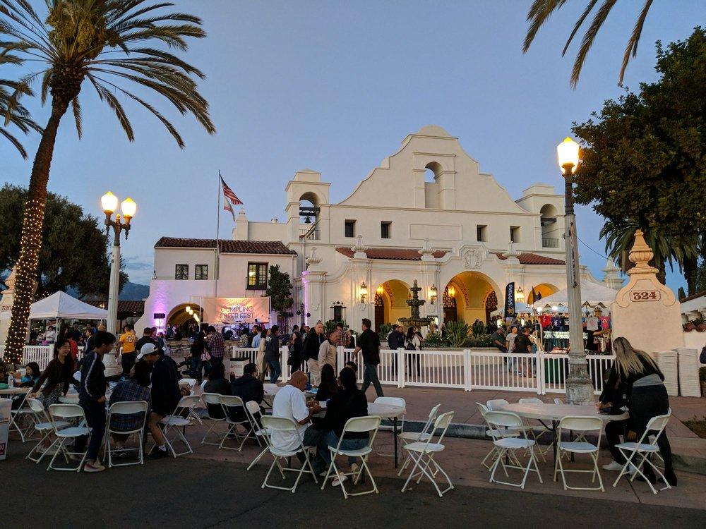 San Gabriel Dumpling & Beer Fest: 320 South Mission Dr, San Gabriel, CA