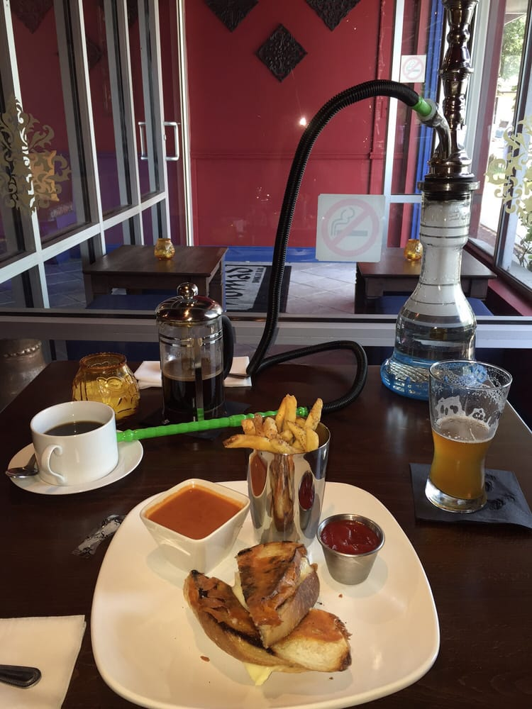 Hookah Food And Drinks Near Me
