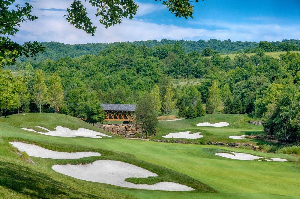 Buffalo Ridge Springs Course: 1001 Branson Creek Blvd, Hollister, MO