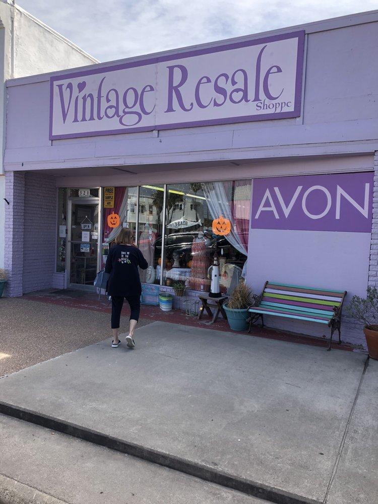 Vintage Resale Shoppe: 321 S Commercial St, Aransas Pass, TX
