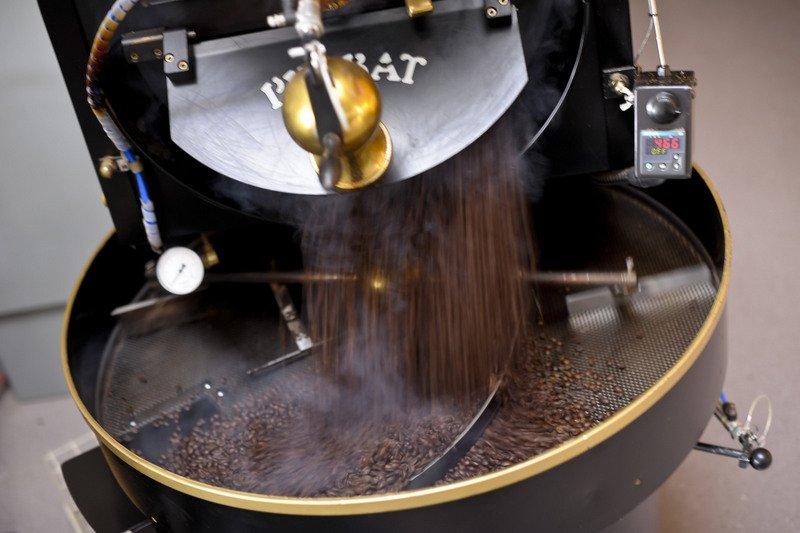 Reality Roasters Coffee Company: 111 2nd St NE, Little Falls, MN