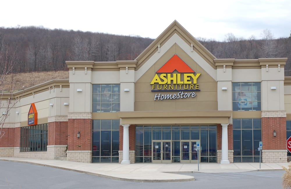 Ashley Homestore 11 Photos Furniture Stores 221 Falon Lane Altoona Pa United States