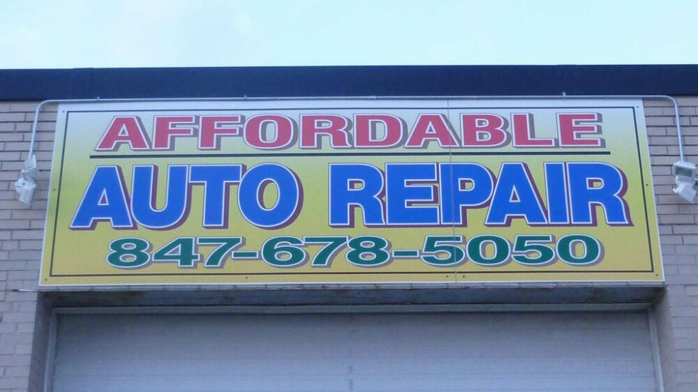 Photos For Affordable Auto Repair Yelp
