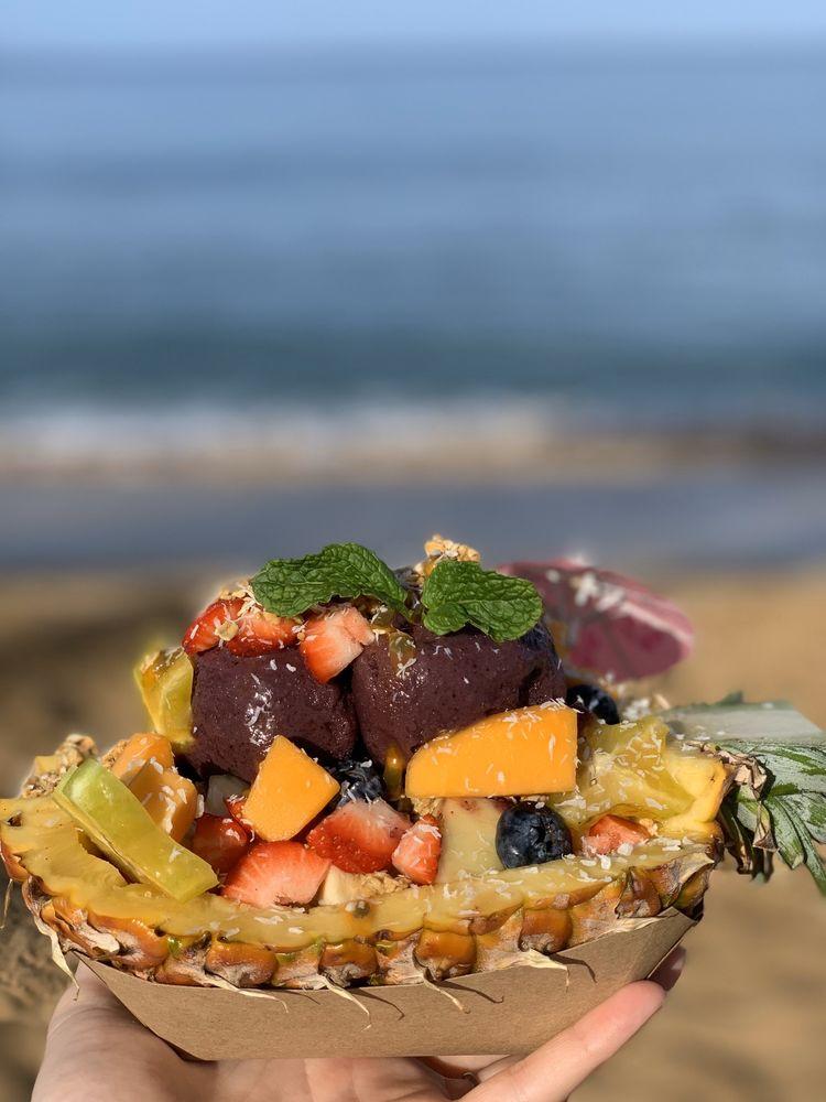 Maui Fruit Ninja: 65 Kai Ala Dr, Lahaina, HI