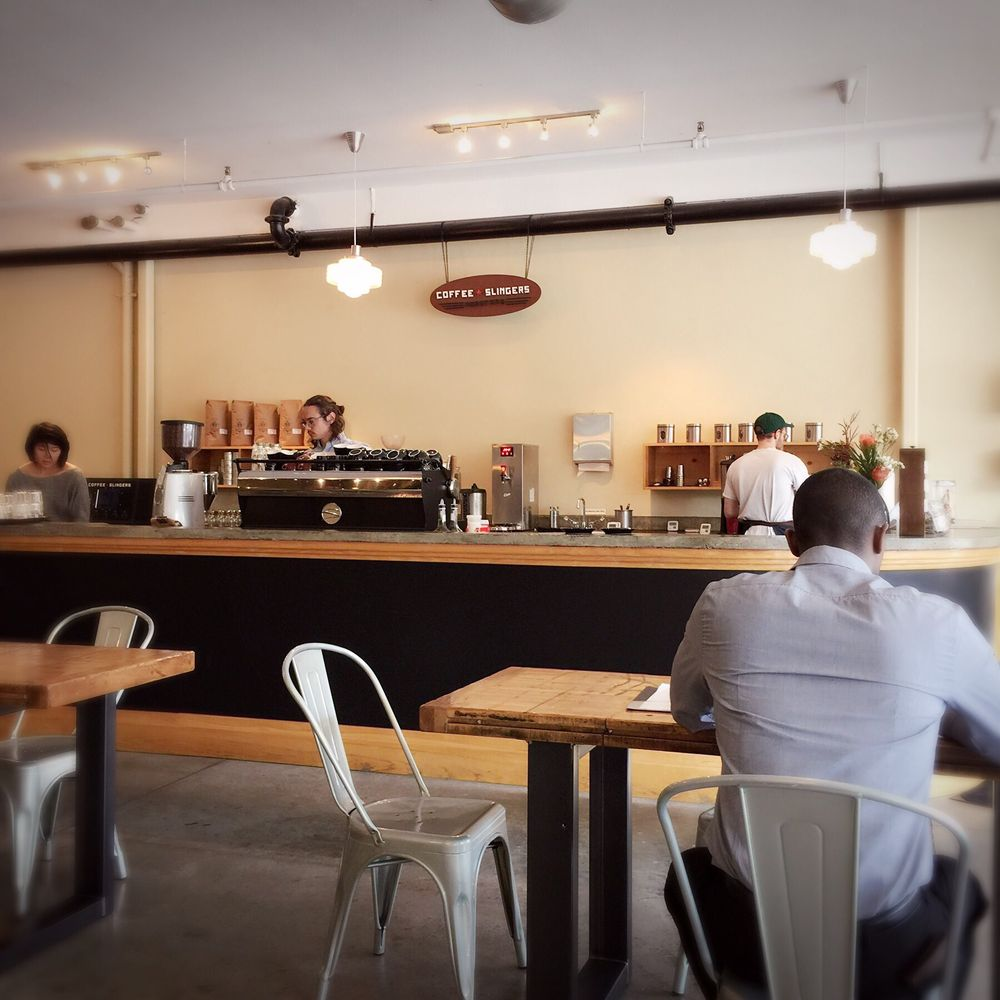 Coffee Slingers Roasters