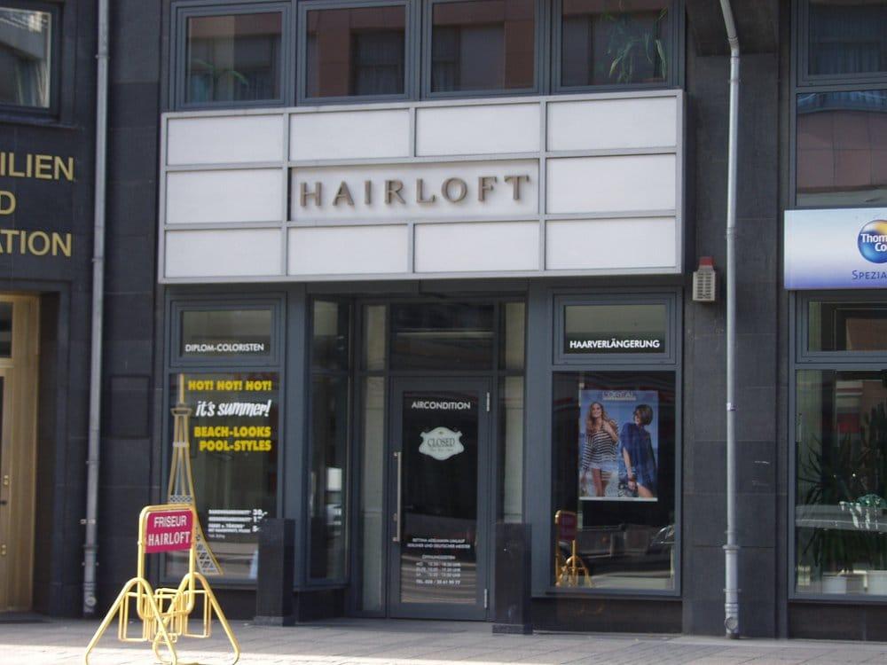 friseursalon hairloft - hair salons - leipziger str. 33, mitte