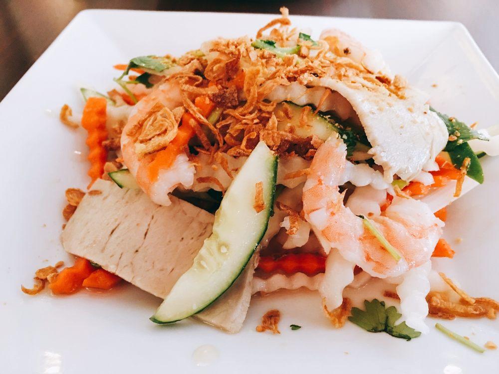 Food from Pho Chau