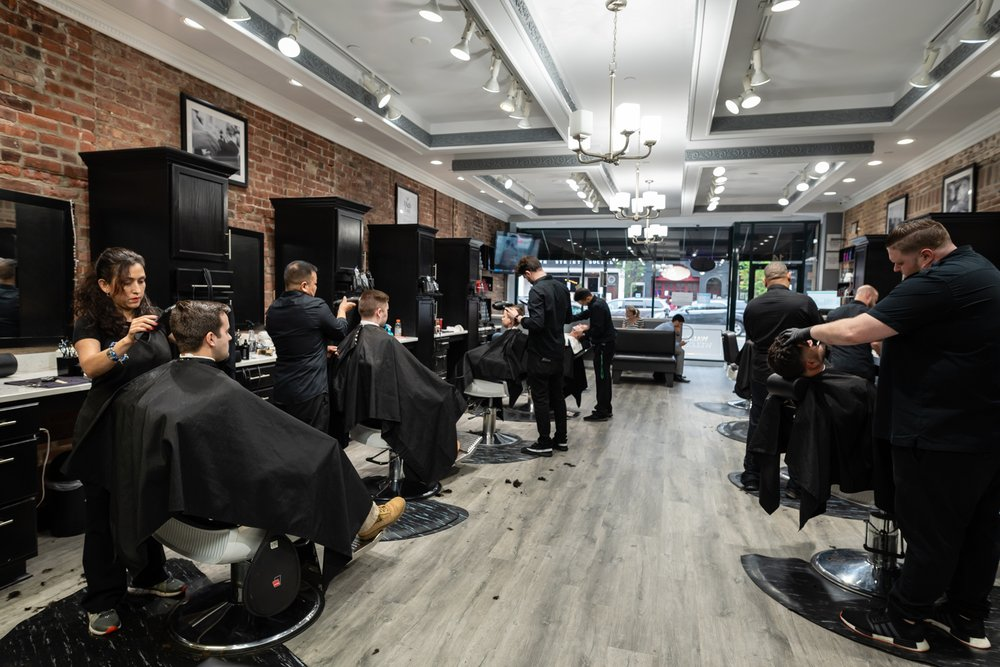 High End Barbershop: 14 South St, Morristown, NJ
