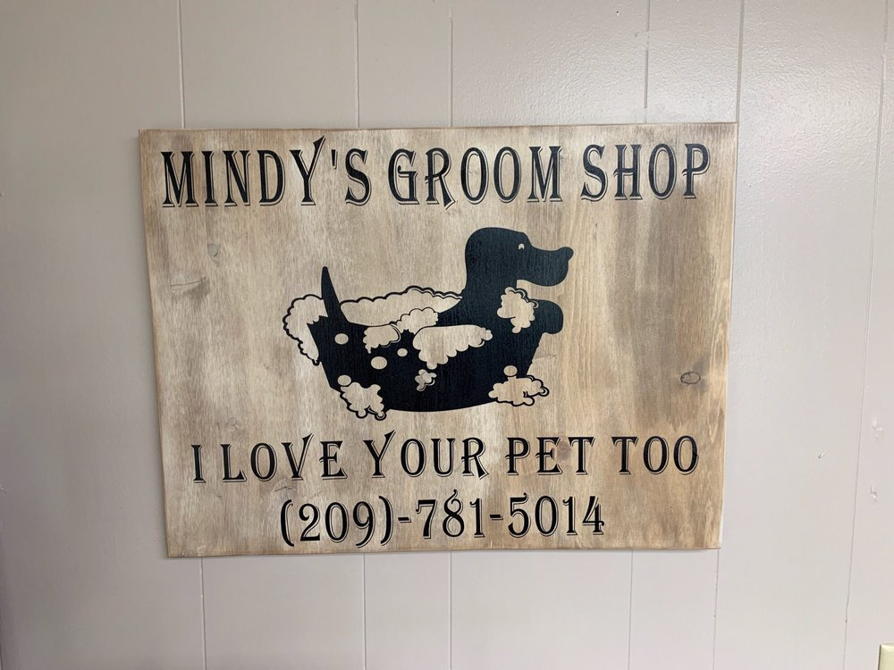 Mindy's Groom Shop: Ione, CA