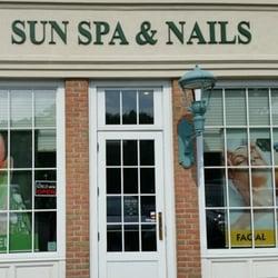 Sun Spa Nails Wilton Ct
