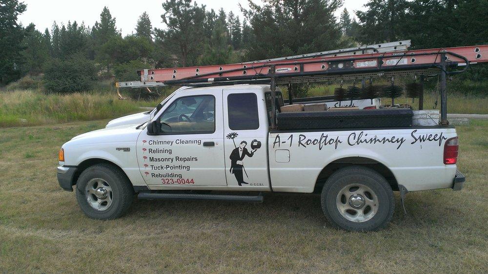 A-1 Rooftop Chimney Sweep: Deer Park, WA