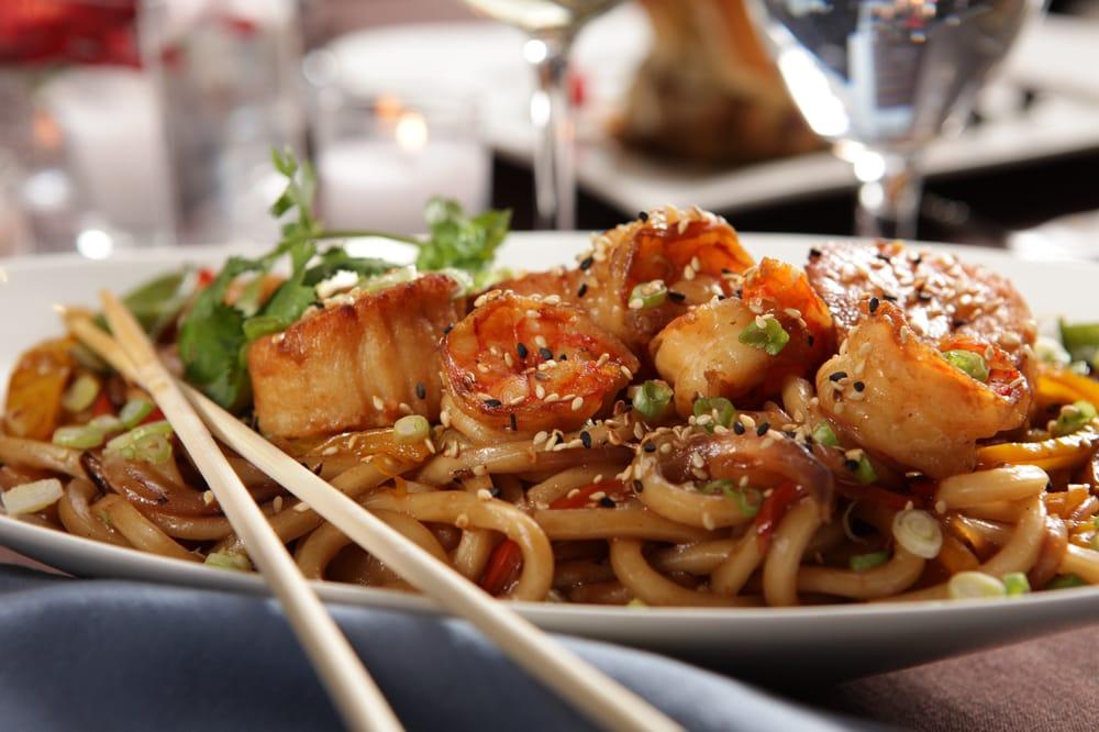 Seafood Yaki Udon - Yelp
