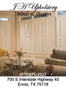 Photo Of J H Upholstery Designs Blinds Shutters