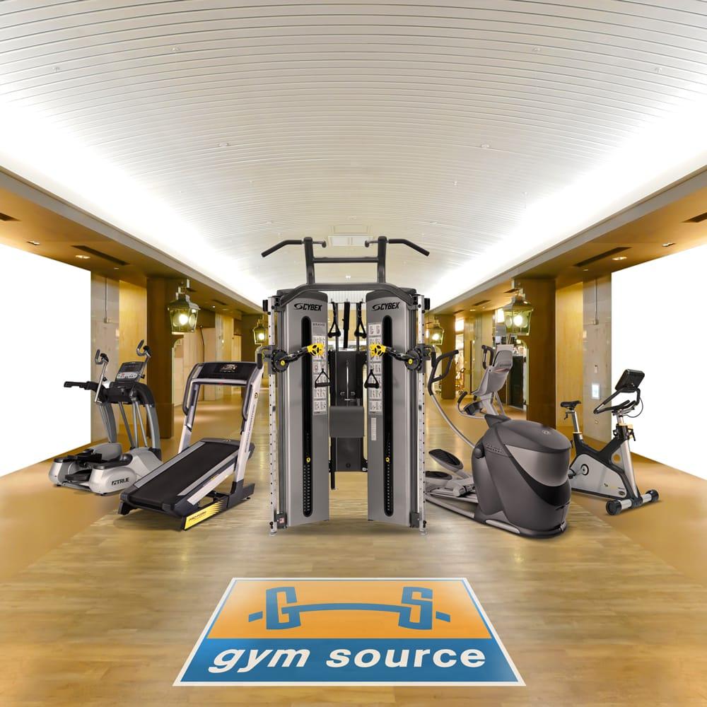 Gym Source: 7090 Deepage Dr, Columbia, MD