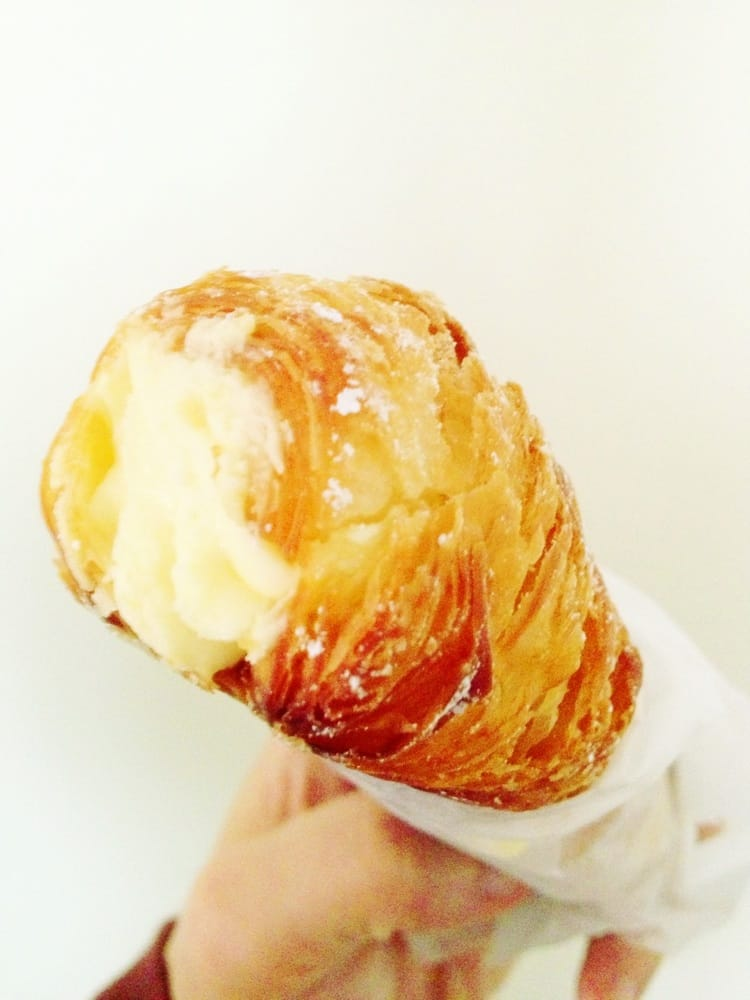 how to make cornet pastry