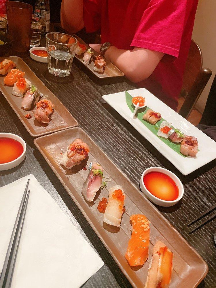 MakiRevo Sushi Popup @Lounge Zen: 254 Degraw Ave, Teaneck, NJ