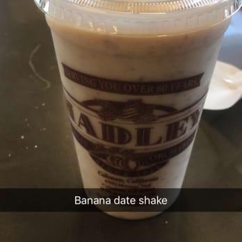 Hadley's date shake in Australia