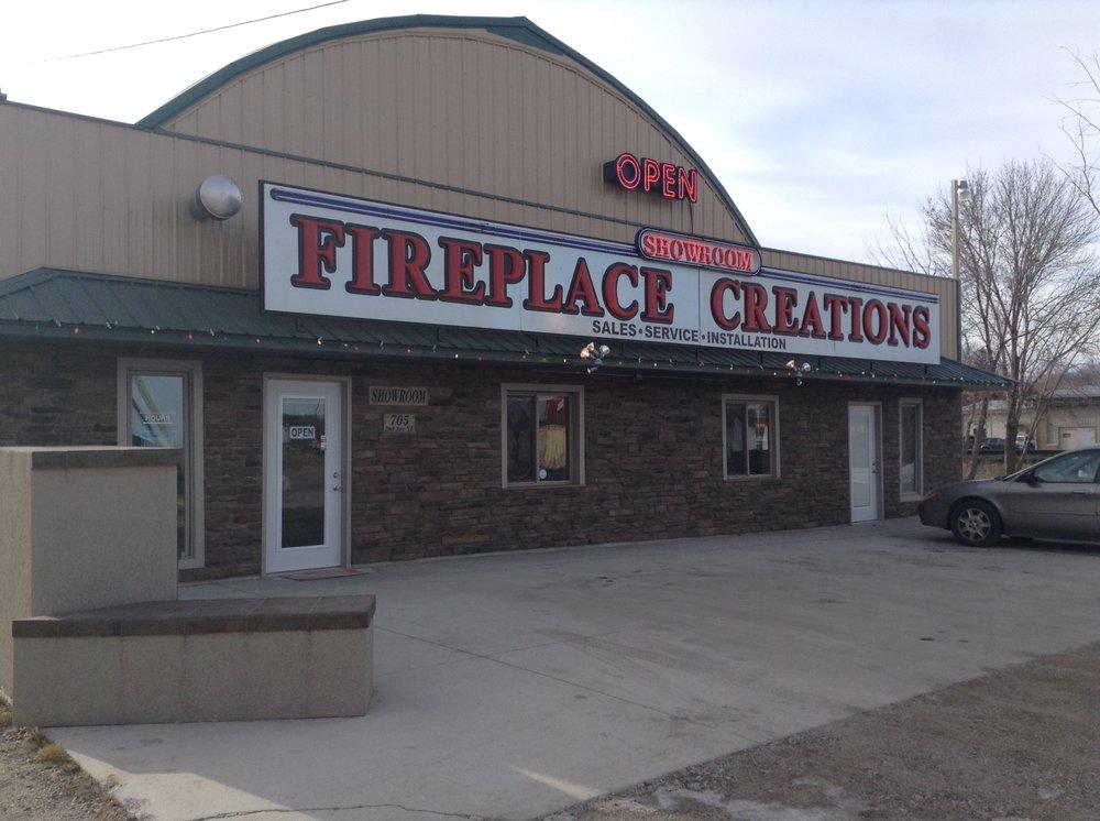 Fireplace Creations: 705 2nd Ave NE, Buffalo, MN