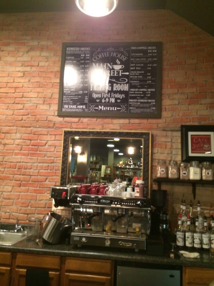 Photo of Main Street Coffee House: Fairbury, NE