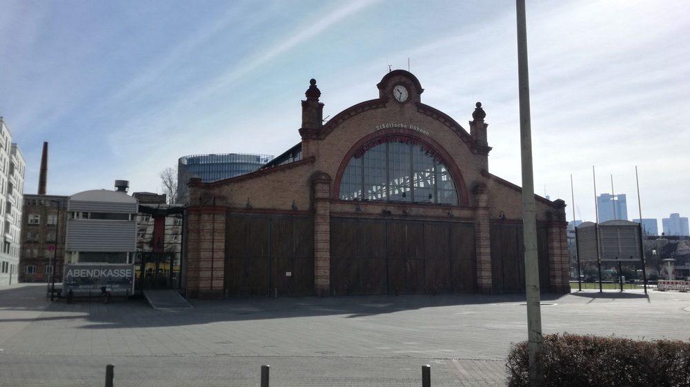 Bockenheimer depot 10 billeder 11 anmeldelser for Depot frankfurt am main