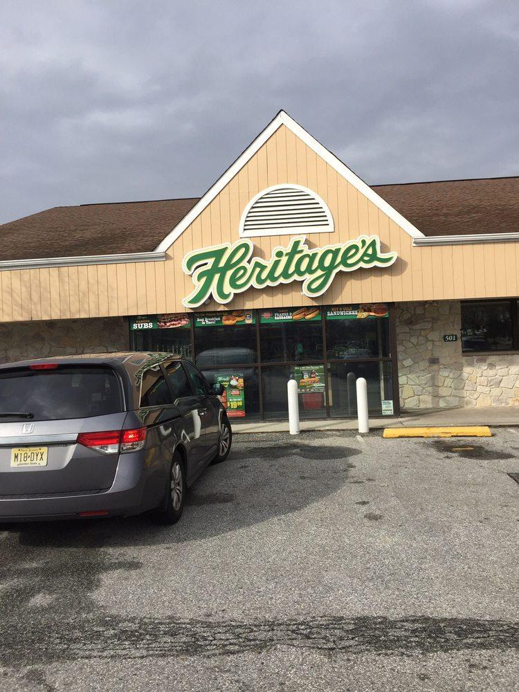 Heritage's: 501 Beckett Rd, Swedesboro, NJ