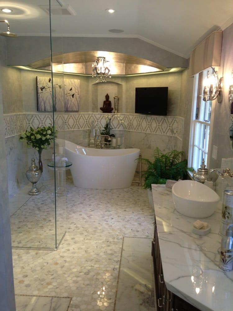 Decorators Showcase House Ladies Master Bathroom Woodside