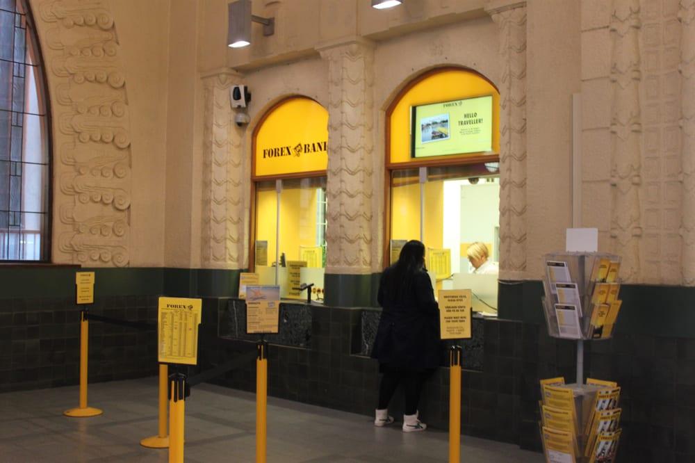 Rautatieasema forex