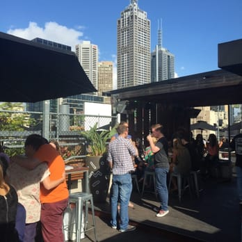 Swanston Street Melbourne, VIC Open in Google Maps. Hours. Sunday 12pm – 1am. Monday 12pm – 1am. Rooftop Bar is fully licensed. All patrons must be over 18 years old. Our Rooftop Cinema season runs for four months every year from December through to the end of March.