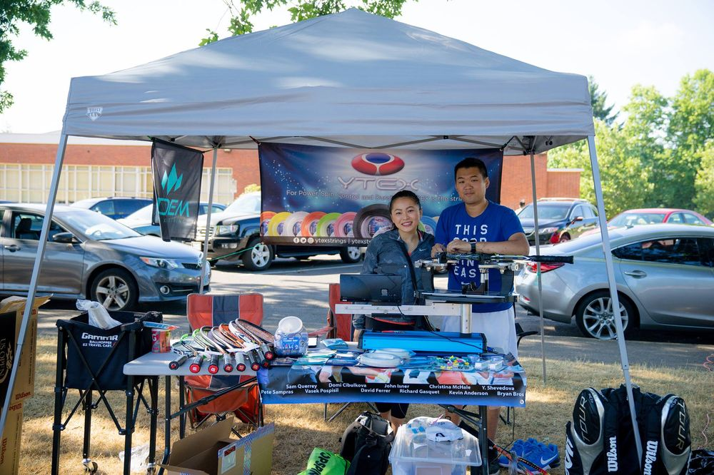 Strings and Racquets: 5803 Sw Beaverton Hillsdale Hwy, Portland, OR
