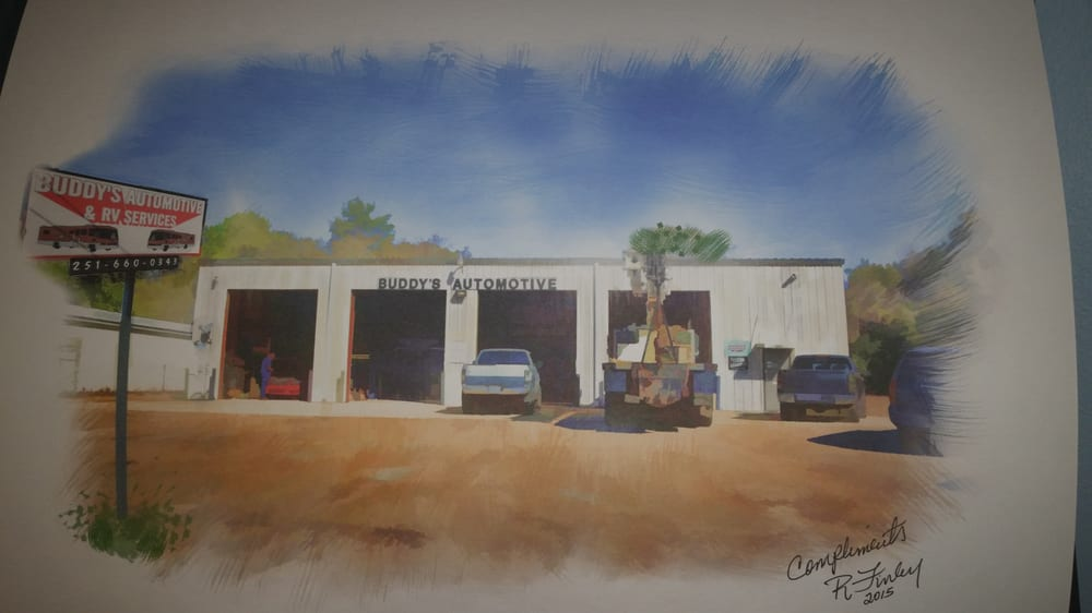 Buddy's Automotive: 5662 Jackson Rd, Mobile, AL