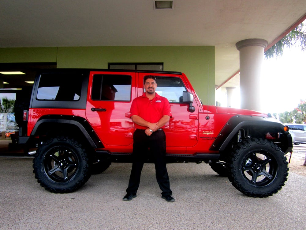 JC Dominguez is your Jeep go-to guy! - Yelp