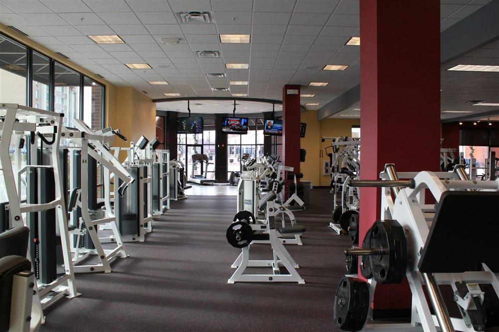 Aspen Athletic Clubs: 5465 Mills Civic Pkwy, West Des Moines, IA
