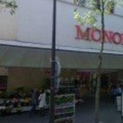 monoprix mozart department stores 49 rue d 39 auteuil. Black Bedroom Furniture Sets. Home Design Ideas