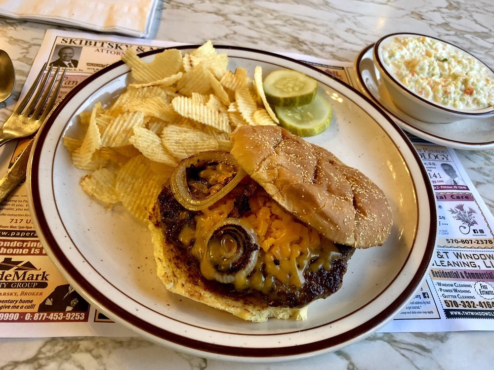 D's Diner: 587 E Main St, Wilkes-Barre, PA