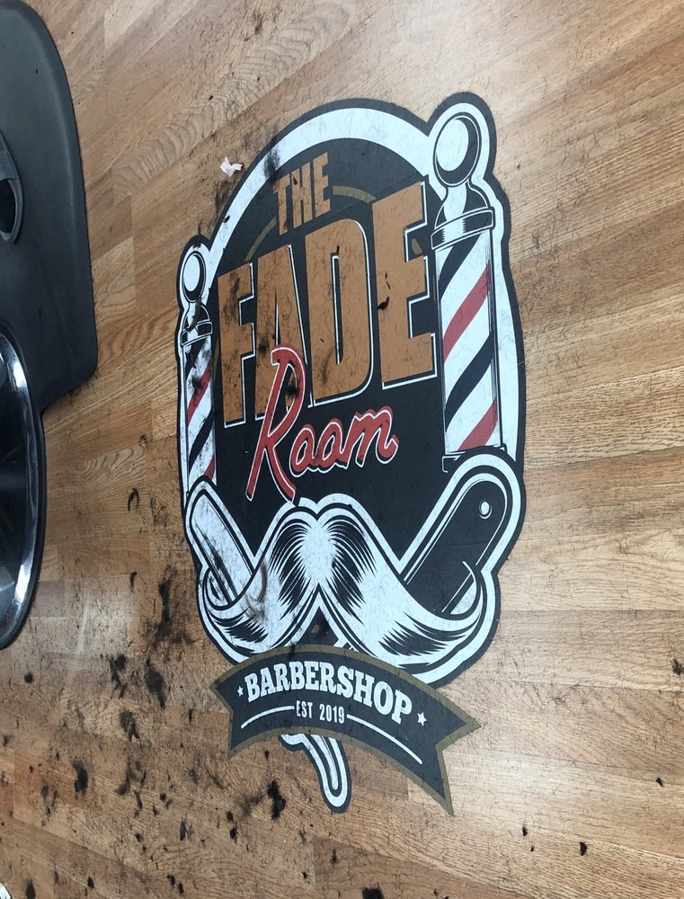 The Fade Room Barbershop: 45 E Railroad Ave, Jamesburg, NJ