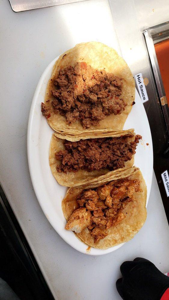 Food from La Poblanita