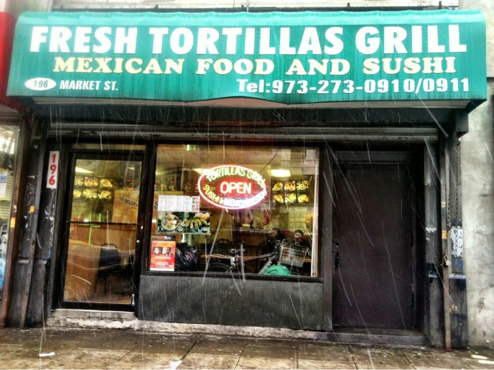 Fresh Tortillas Grill