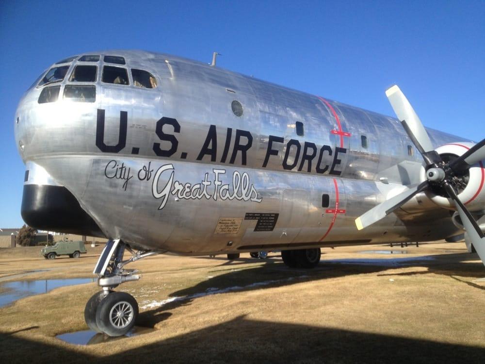 Glasgow Air Force Base | Montana's Historic Landscapes  |Air Force Base Montana
