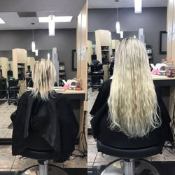 Photo Of Hair Extensions By Janelle Huntington Beach Ca United States Microbead