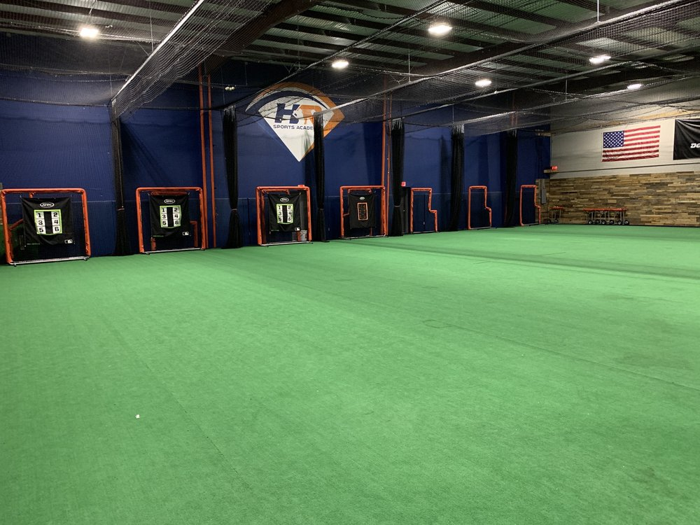 Hampton Roads Sports Academy: 5887 Adderley St, Norfolk, VA