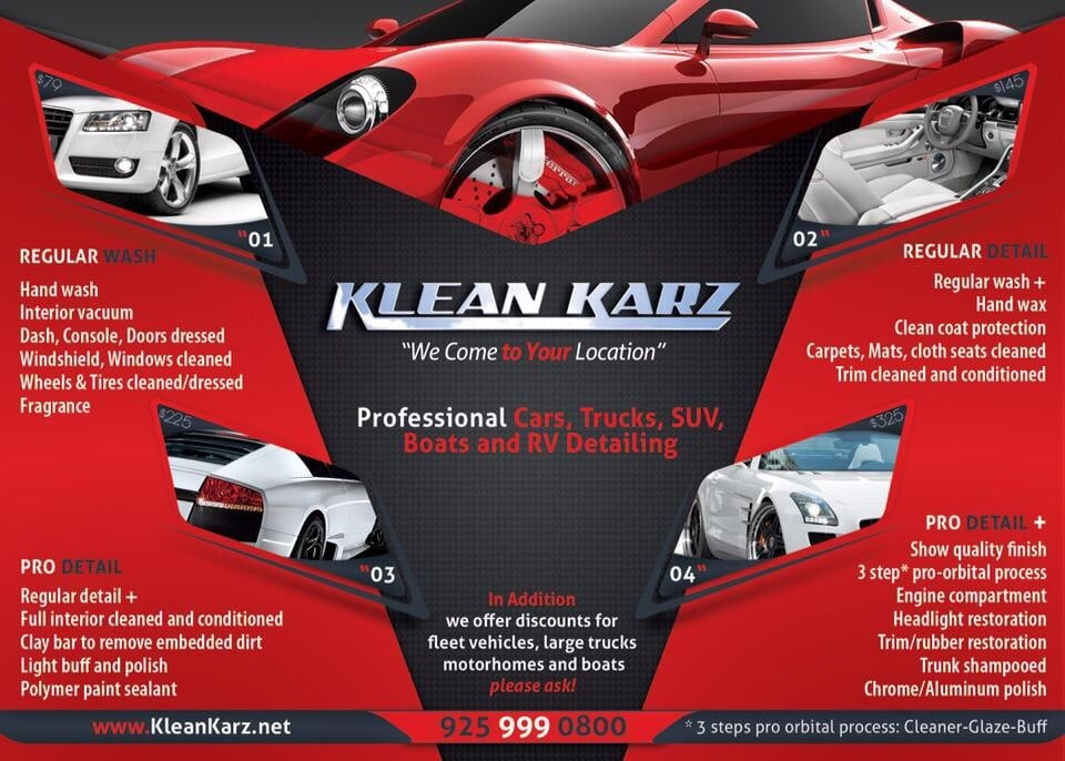 Klean Karz Photos Reviews Auto Detailing - Car pro show discount