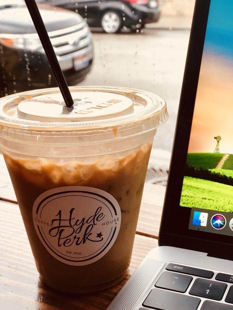Social Spots from Hyde Perk Coffee House