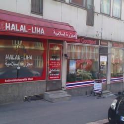 Halal Liha