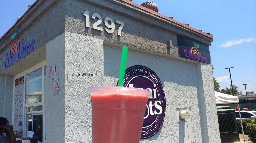 Blendees: 1297 E Main St, El Cajon, CA