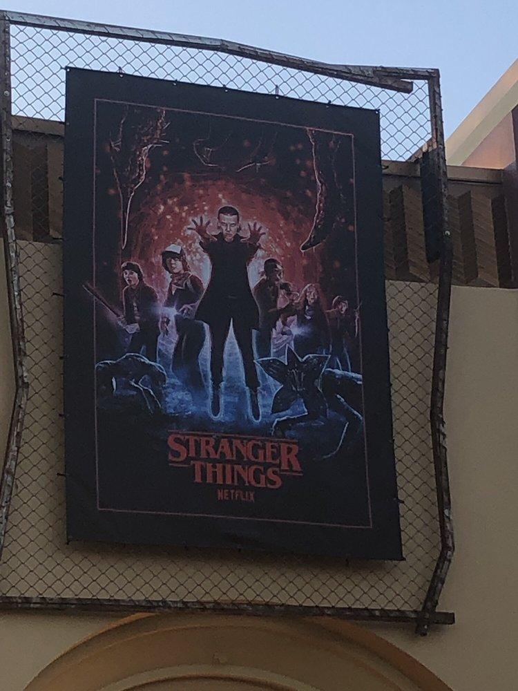 Stranger Things: 6000 Universal Blvd, Orlando, FL